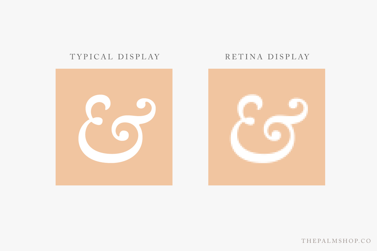 Optimize Images for Retina Display | via the Rising Tide Society