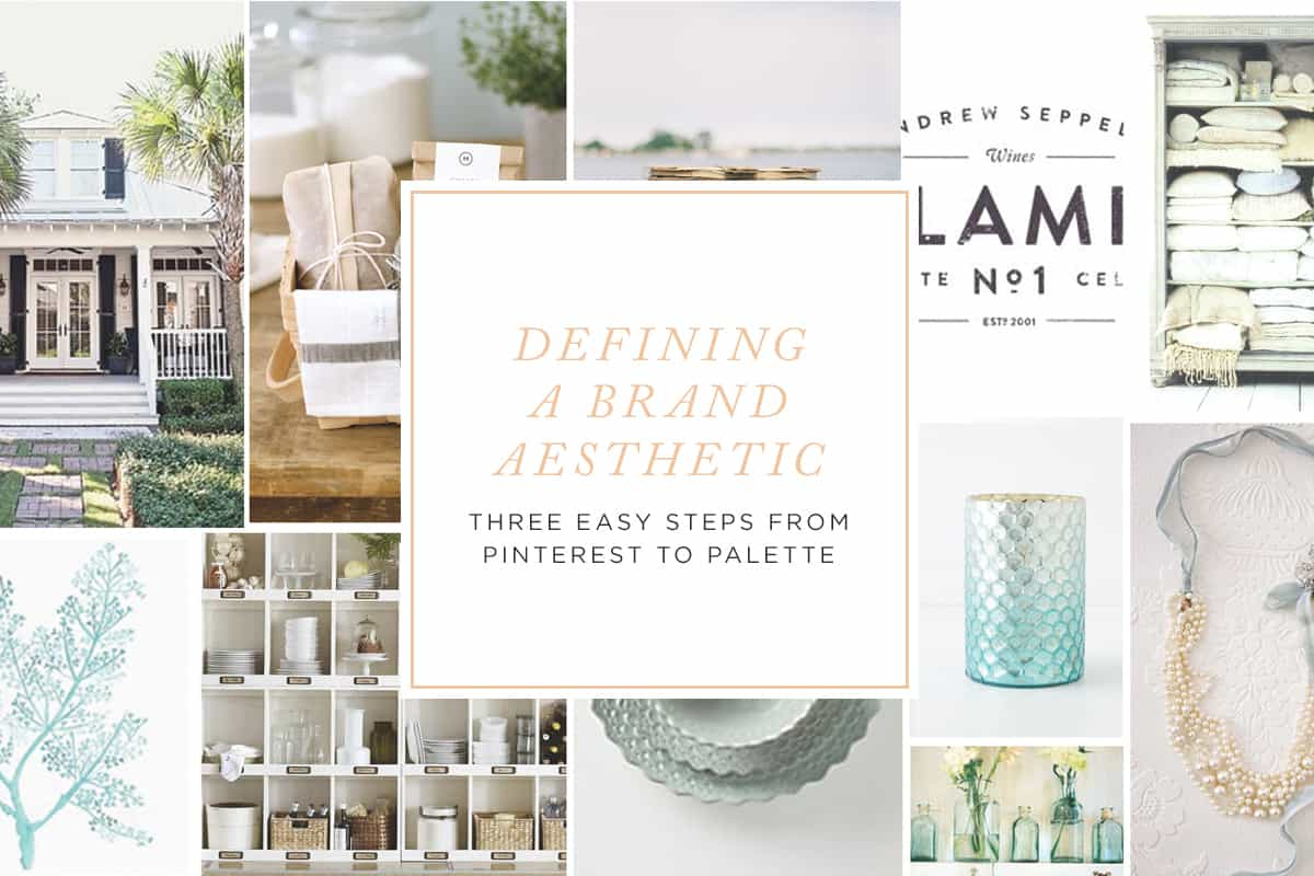Define a Brand Aesthetic | Davey and Krista