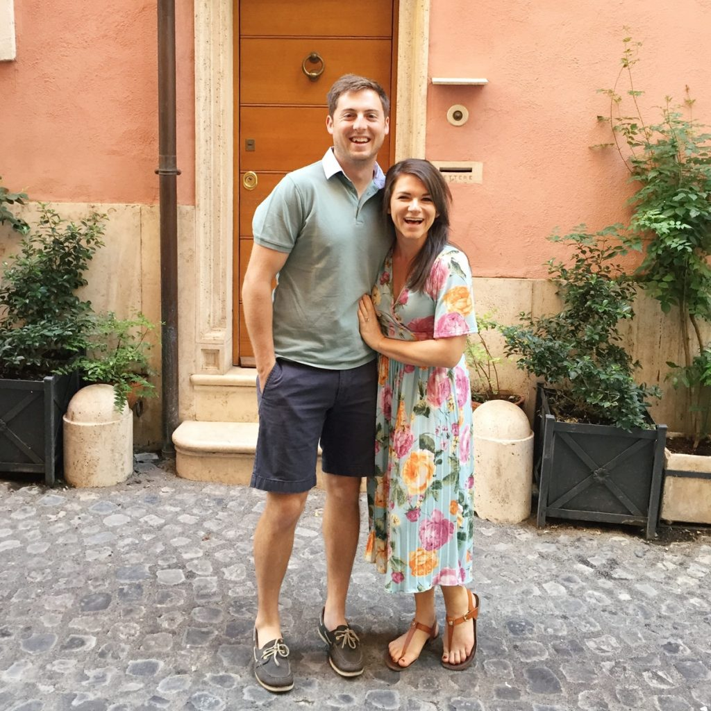 Our guide to a three day vacation in Rome | Davey & Krista