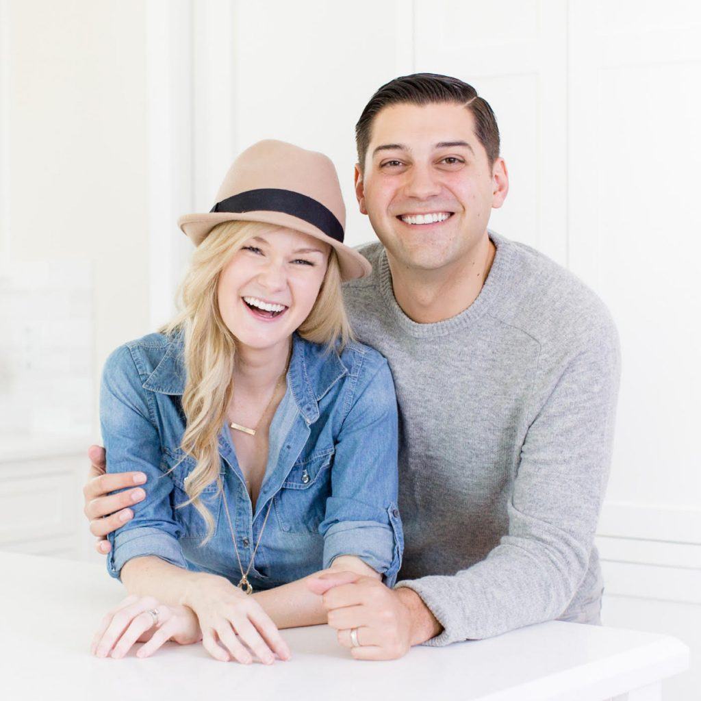 Marriage, Business and Time Management tips with Amy & Jordan Demos on the Brands that Book Podcast for creative business owners