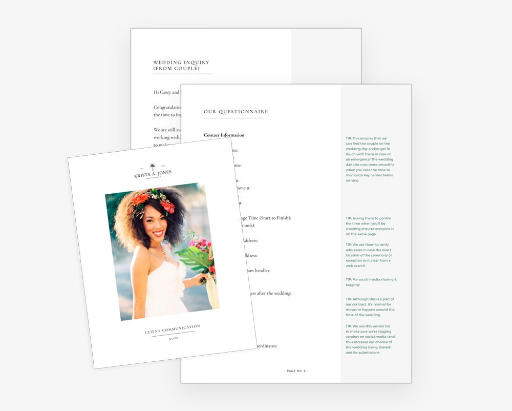 The Client Communication Guide (PDF)
