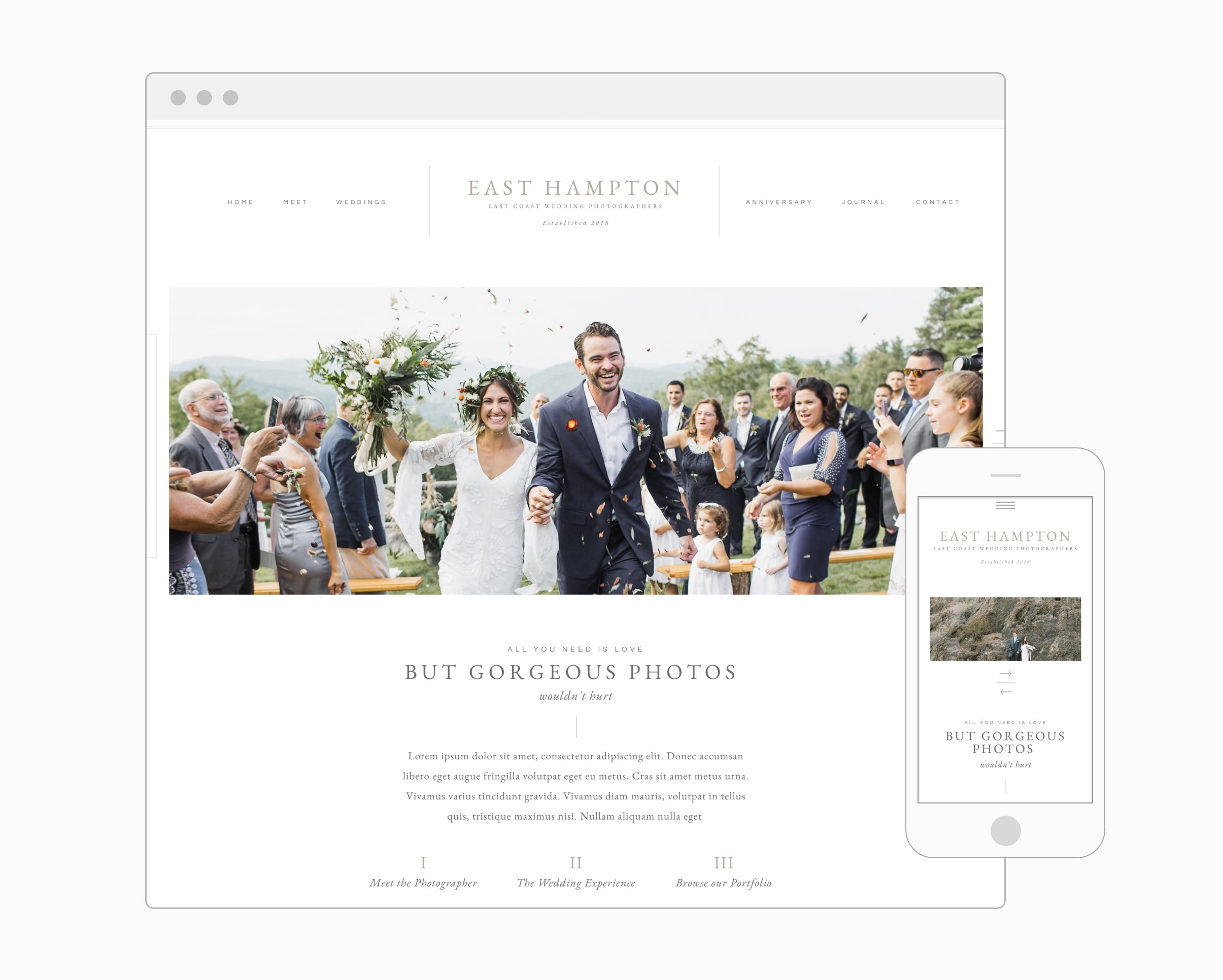East Hampton (WordPress)