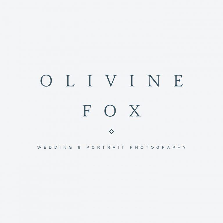Olivine Fox logo design by Davey & Krista
