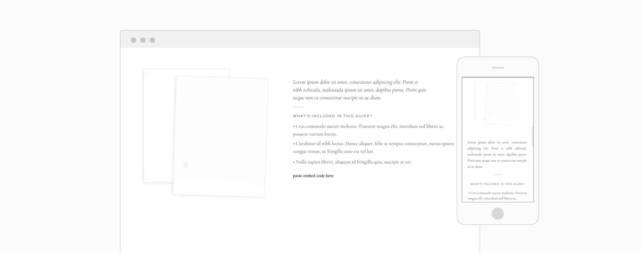 Product Header - LeadMagnet4