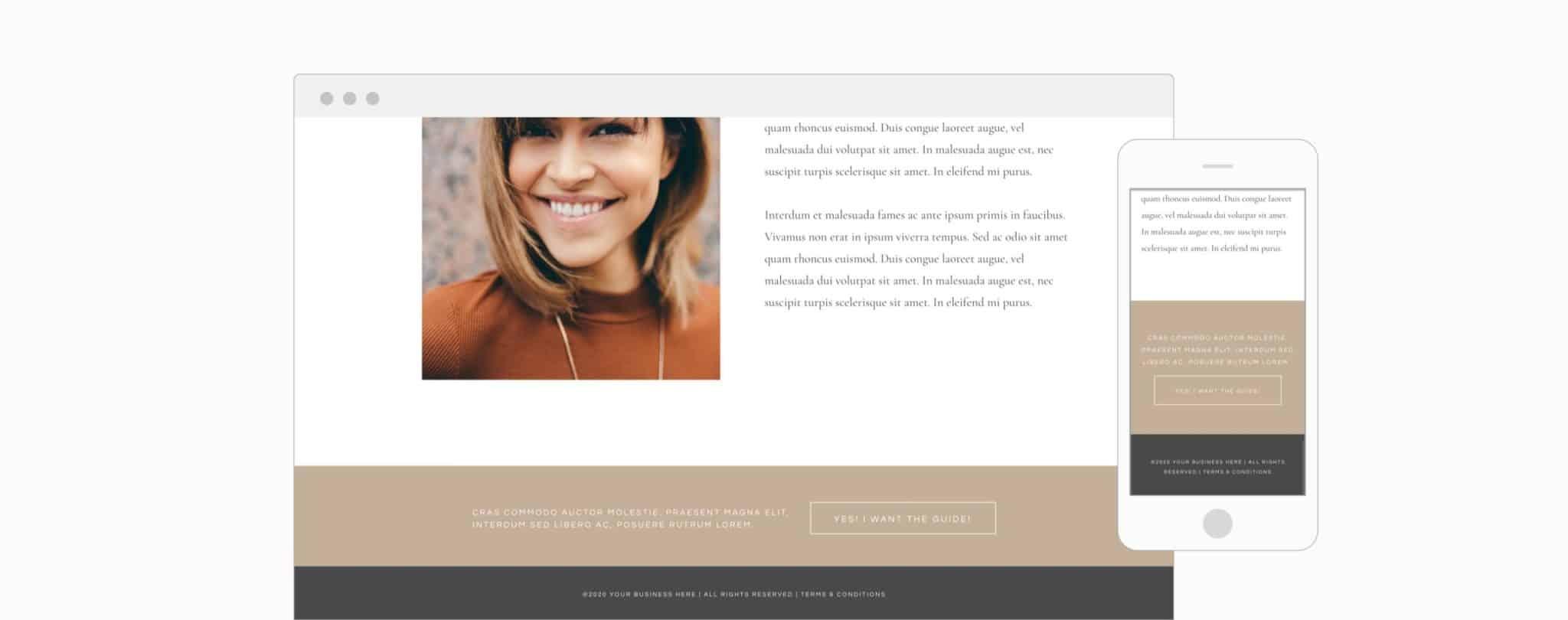 Product Header - LeadMagnet5