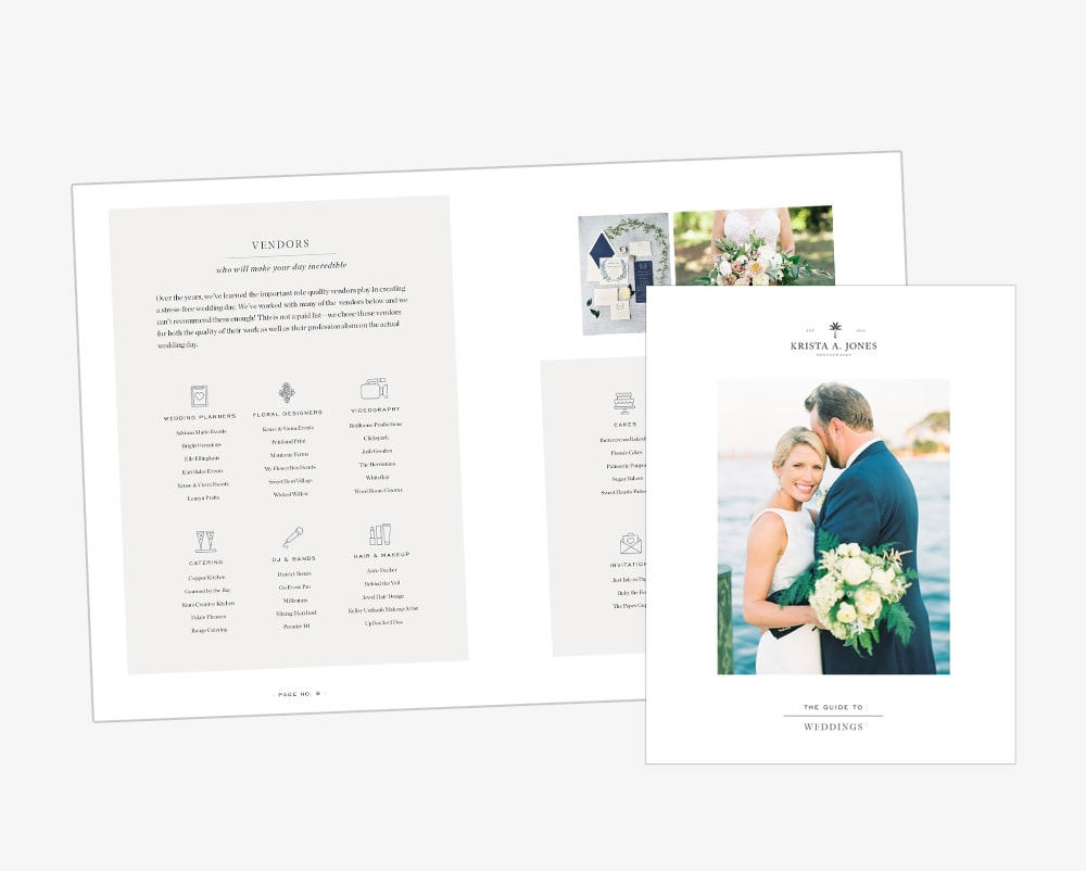 Wedding Guide (PDF)