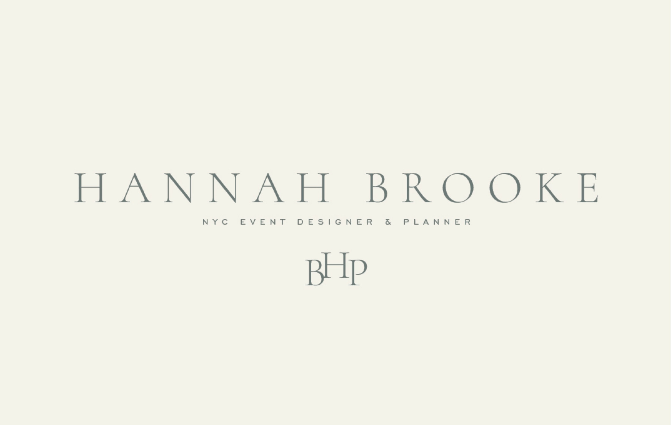 Semi-Custom Brand: Hannah Brooke