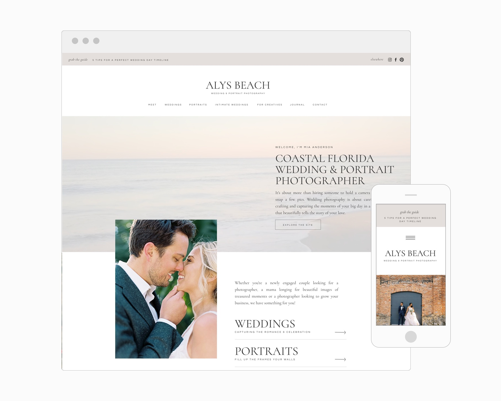 Alys Beach (WordPress)