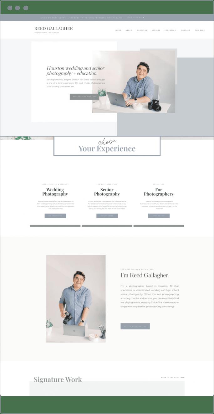 reed-website-design