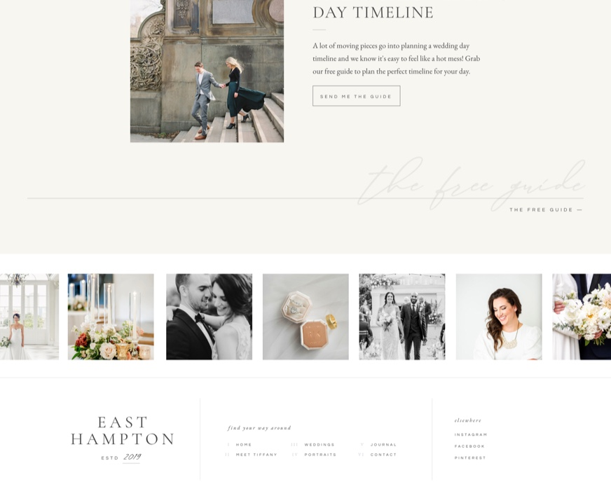 East Hampton 2.0 (WordPress)