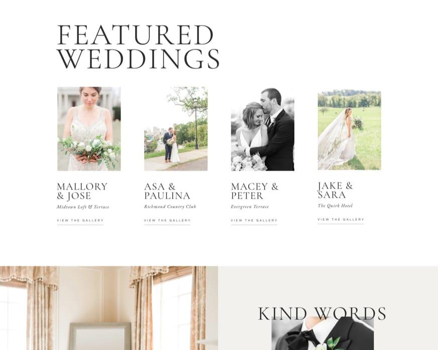 Intimiate / COVID Weddings Page