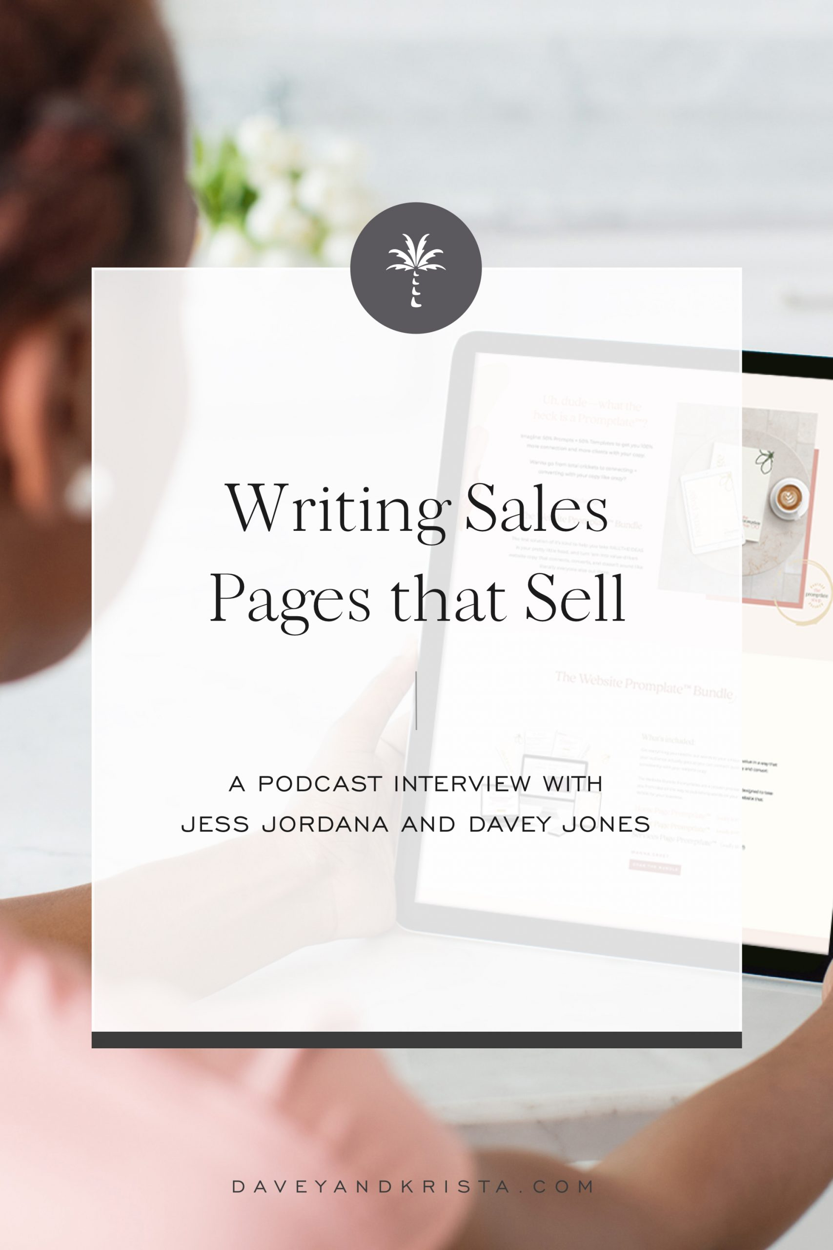 Writing Sales Pages that Sell   Davey & Krista
