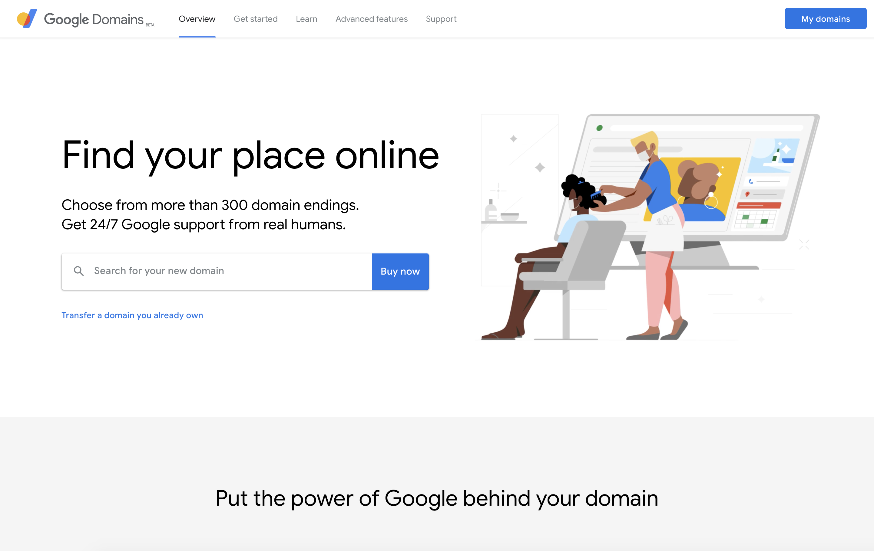 The best place to purchase a domain name